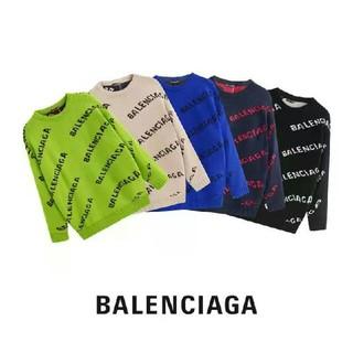 Balenciaga - 男女兼用 ニットセーター