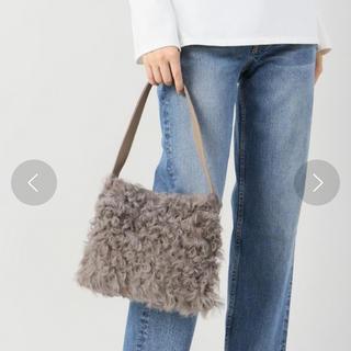 フレームワーク(FRAMeWORK)のフレームワーク   AMPERSAND fur pouch バッグ(ショルダーバッグ)