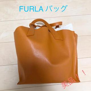 フルラ(Furla)のフルラ FURLA ハンドバッグ 美品(ハンドバッグ)