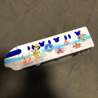Disney - ディズニー 30周年 ブリキ 電車