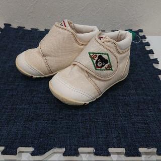 ダブルビー(DOUBLE.B)のミキハウス ダブルB 子供靴(スニーカー)