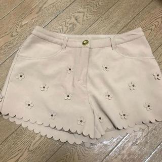 LIZ LISA - ショートパンツ 花柄 シークレットハニー