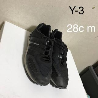 ワイスリー(Y-3)のY-3 trainers(スニーカー)
