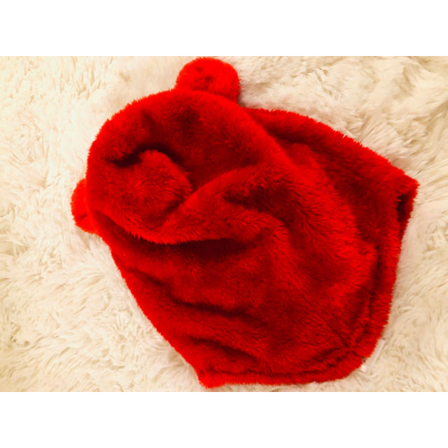 Bit'z(ビッツ)のbits  防寒 帽子 キッズ/ベビー/マタニティのこども用ファッション小物(帽子)の商品写真