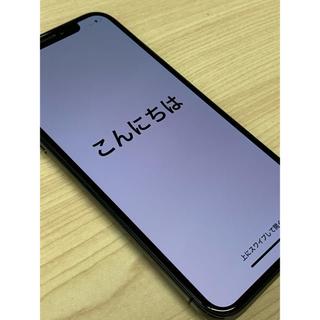 アイフォーン(iPhone)のよっしん様専用【超美品】シャッター音なし 海外版 iPhone X 256GB (スマートフォン本体)