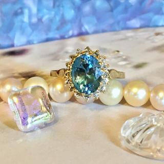 アンティーク ダイヤモンド リング K9(リング(指輪))