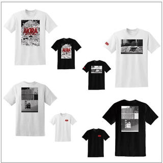 Supreme - AKIRA ART OF WALL Tシャツ