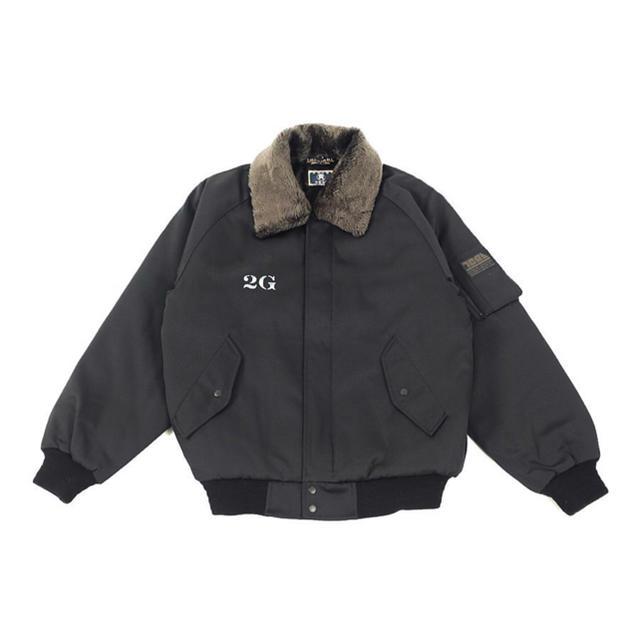 寅壱(トライチ)のLサイズ 2G TOKYO 寅壱 ジャケット SORAYAMA メンズのジャケット/アウター(ブルゾン)の商品写真