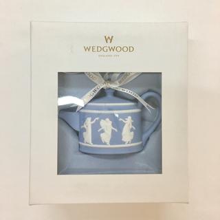 ウェッジウッド(WEDGWOOD)の【新品】ウェッジウッド ホリデイオーナメント(置物)