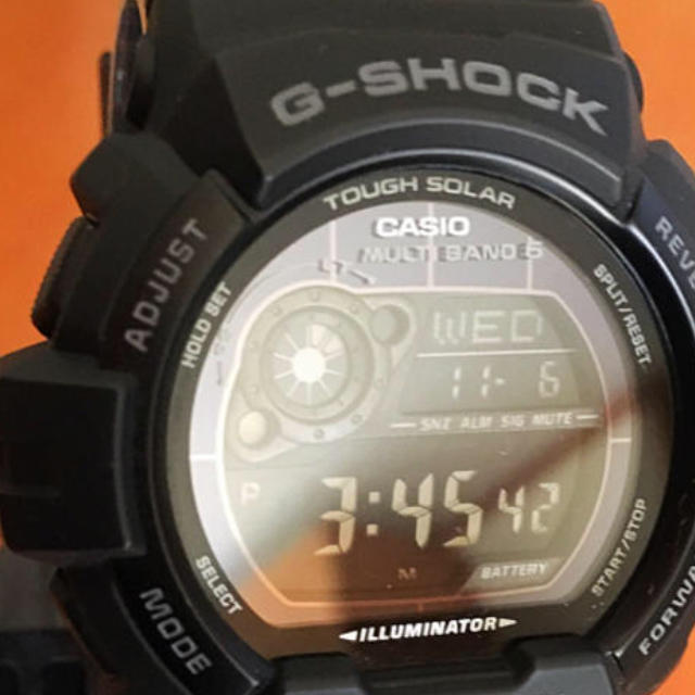 G-SHOCK - 極美品・送料無料CASIO G-SHOCK 電波ソーラーGW-8900A-1JFの通販