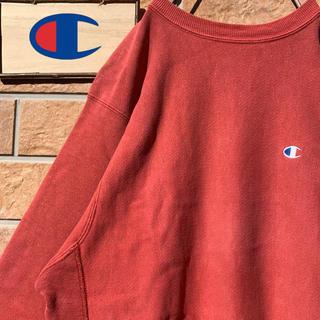 チャンピオン(Champion)の【超オススメ‼】90s チャンピオン リバースウィーブ スウェット 刺繍ロゴ(スウェット)