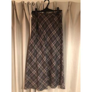 お得っ!スカートパンツ2点セット(ロングスカート)