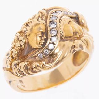 カレライカレラ天使のダイヤリング指輪#53(リング(指輪))