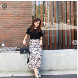 FRAY I.D - ENEUレオパードスカート
