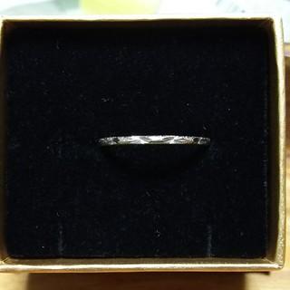 エテ(ete)のete リング K10 ホワイトゴールド クレール(リング(指輪))