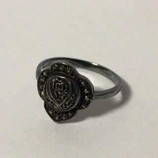 1607 シルバーリング  デザイン 925 10号(リング(指輪))