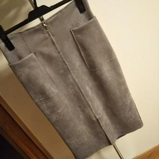 ルシェルブルー(LE CIEL BLEU)の値下げ‼️ルシェルブルー タイトスカート (ひざ丈スカート)