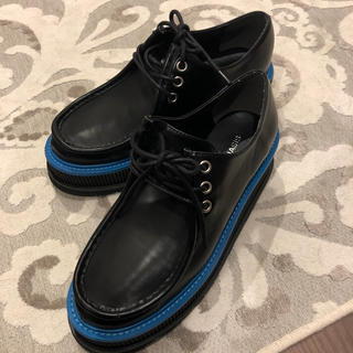 ジーナシス(JEANASIS)のJEANASIS シューズ 厚底チロリアン(ローファー/革靴)