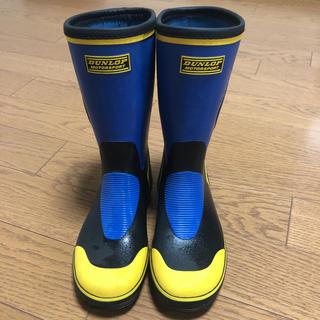ダンロップ(DUNLOP)のダンロップ 冬用ブーツ 防寒 長靴22cm(ブーツ)