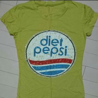 ヴィンテージ ペプシTシャツ(Tシャツ(半袖/袖なし))