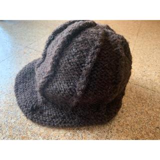 ジャーナルスタンダード(JOURNAL STANDARD)のjanette Murrayのニット帽  (ニット帽/ビーニー)