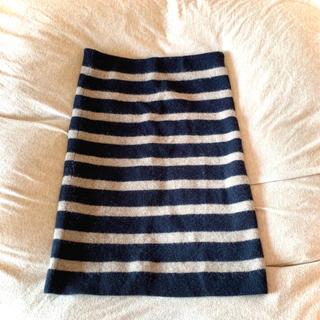 スコットクラブ(SCOT CLUB)のLASUD ニットタイトスカート(ミニスカート)