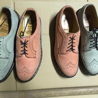 ドクターマーチン(Dr.Martens)のDr.Martens made in England お洒落履き uk7(ブーツ)