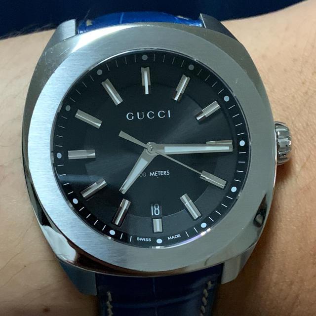 Gucci - GUCCI グッチ 腕時計 本物の通販