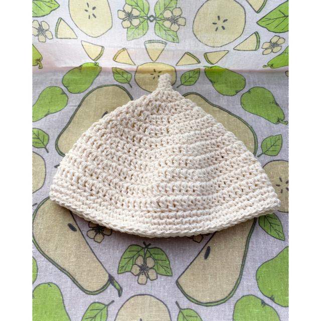 みるく様 キッズ/ベビー/マタニティのこども用ファッション小物(帽子)の商品写真