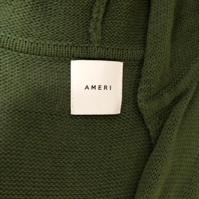 Ameri VINTAGE(アメリヴィンテージ)のアメリヴィンテージ Ameri vintage ロングパーカー 美品 レディースのトップス(パーカー)の商品写真