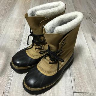ソレル(SOREL)のソレル カリブー スノーブーツ 29cm(ブーツ)