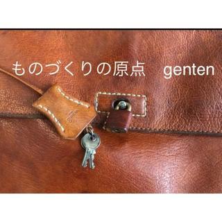 ゲンテン(genten)のgentenのメンズライン、ダンゲンテンのショルダーバッグ(ショルダーバッグ)