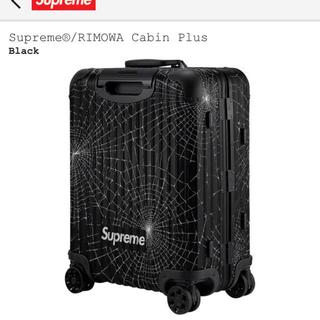 シュプリーム(Supreme)のsupreme rimowa 49リットル(トラベルバッグ/スーツケース)