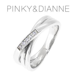 ピンキーアンドダイアン(Pinky&Dianne)の未使用☆Pinky&dianne☆リング6号☆(リング(指輪))