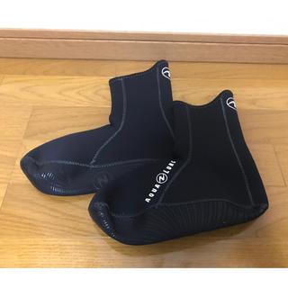 アクアラング(Aqua Lung)のアクアラング aqualung ダイビングブーツ(マリン/スイミング)