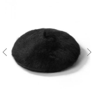 グレイル(GRL)のGRL アンゴラベレー帽(ハンチング/ベレー帽)