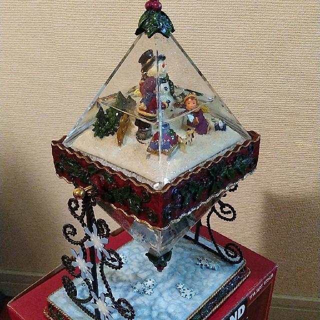 クリスマス スノードーム インテリア/住まい/日用品のインテリア小物(置物)の商品写真