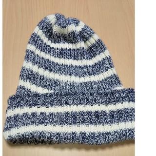 ジャーナルスタンダード(JOURNAL STANDARD)の CLIPPER CASUALS ボーダーニット帽(ニット帽/ビーニー)