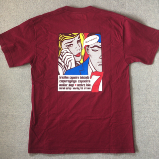 アートヴィンテージ(ART VINTAGE)の00s vintage Roy Lichtenstein Tee(Tシャツ/カットソー(半袖/袖なし))