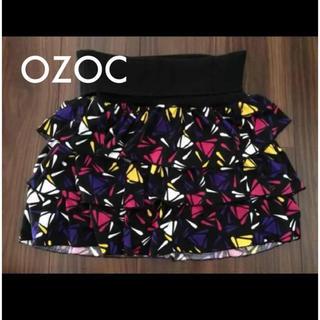 オゾック(OZOC)のOZOC スカート(ミニスカート)