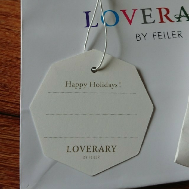 FEILER(フェイラー)の福岡限定 ストロベリードット レディースのファッション小物(ハンカチ)の商品写真