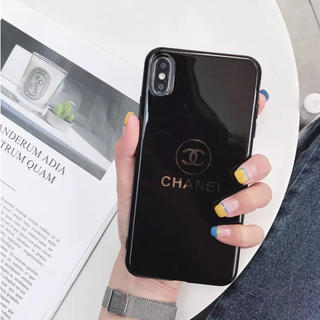 CHANEL iPhoneケース (iPhoneX.XS)