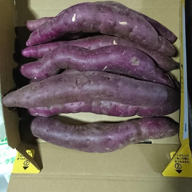 さつまいも 金時 訳あり1,2キロ 静岡県産 食品/飲料/酒の食品(野菜)の商品写真