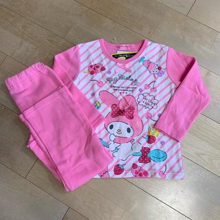 マイメロディ(マイメロディ)のマイメロ☆光るパジャマ120センチ(パジャマ)