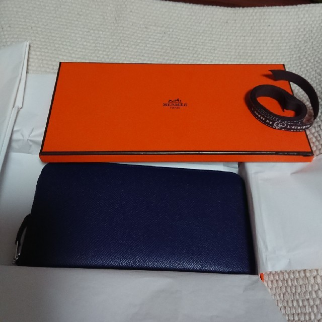 Hermes(エルメス)のエルメス❣️アザップ、新品未使用品❣️ レディースのファッション小物(財布)の商品写真