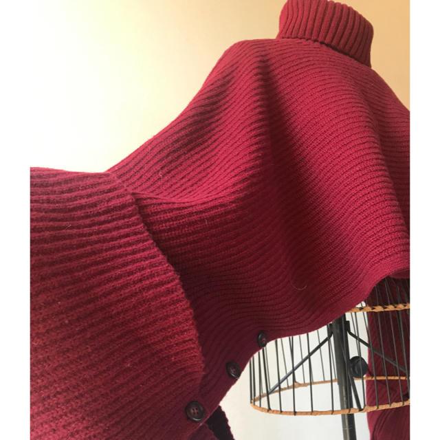 JILLSTUART(ジルスチュアート)のジルスチュアート ☆ 未使用タグ付き  ニット レディースのトップス(ニット/セーター)の商品写真