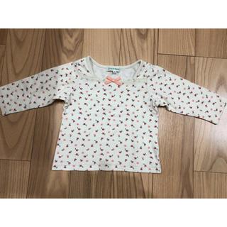 サンカンシオン(3can4on)の3カン4オン.サイズ80ロンT (Tシャツ)