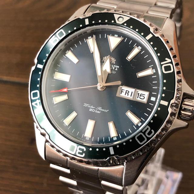 ORIENT - オリエント 自動巻腕時計の通販