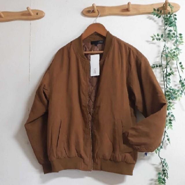 chocol raffine robe(ショコラフィネローブ)の新品(F)中綿入り ブルゾン アウター ジャケット レディースのジャケット/アウター(ブルゾン)の商品写真