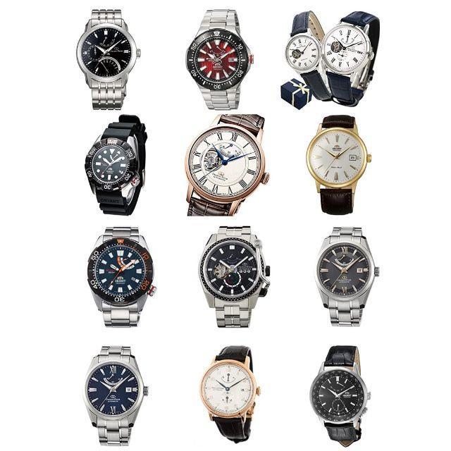 オリエント腕時計の通販